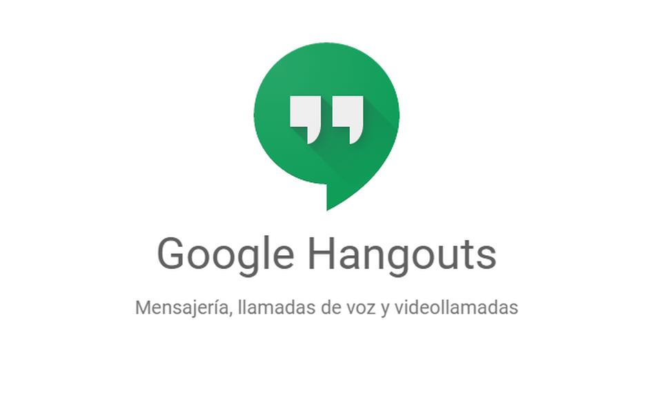 Hangout Google