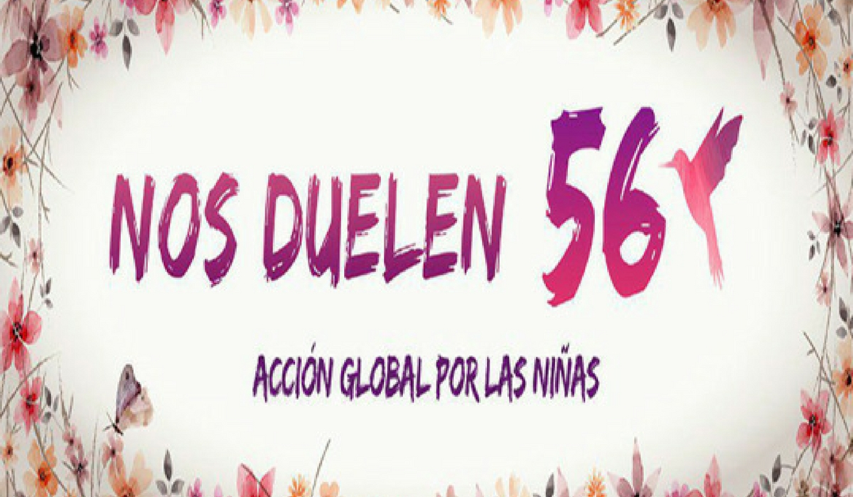 La Acción Global #NosDuelen56