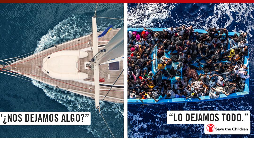 Hablar con imágenes en el Día internacional de los Refugiados