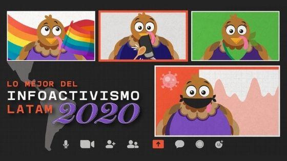 Lo mejor del Infoactivismo Latinoamericano 2020
