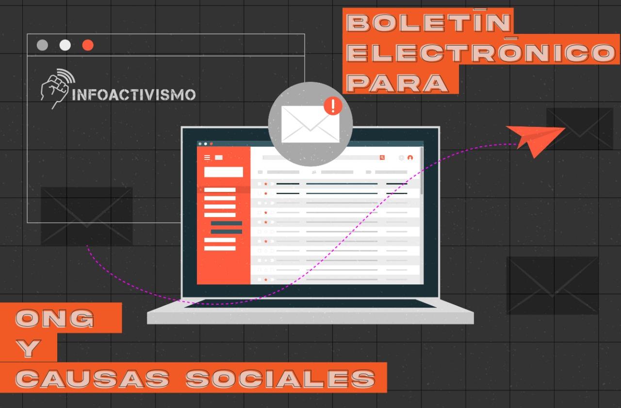 Emailing: Boletín electrónico para ONG y causas sociales